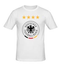 Мужская футболка Deutscher Fussball-Bund