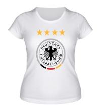 Женская футболка Deutscher Fussball-Bund