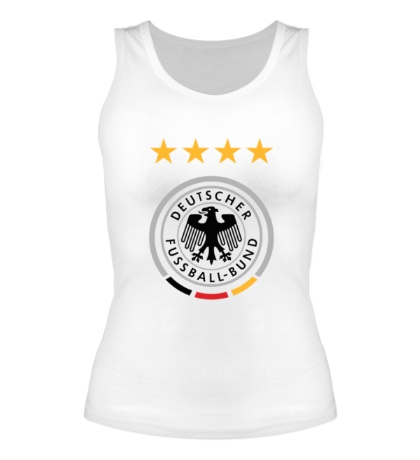 Женская майка Deutscher Fussball-Bund