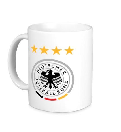 Керамическая кружка Deutscher Fussball-Bund