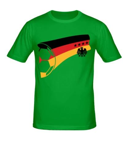Мужская футболка Germany Football
