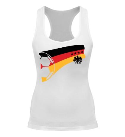 Женская борцовка Germany Football