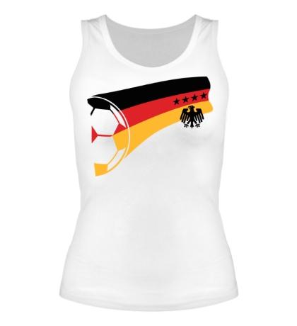 Женская майка Germany Football