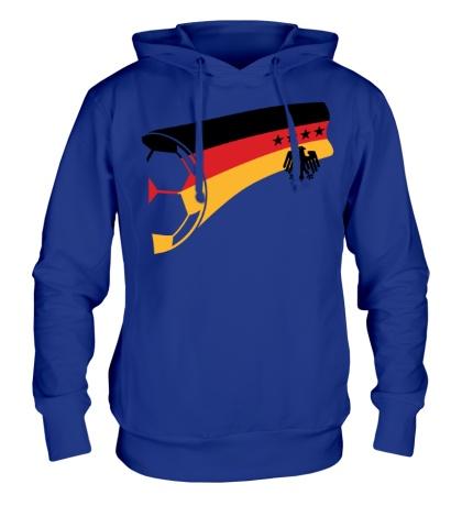 Толстовка с капюшоном Germany Football