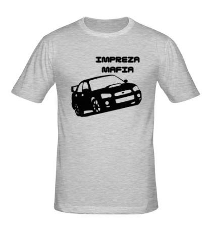 Мужская футболка Impreza mafia