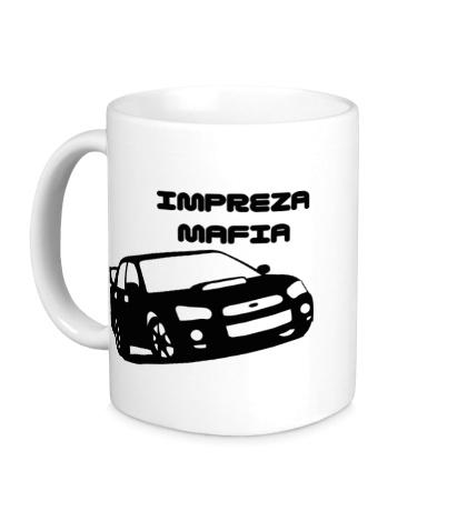 Керамическая кружка Impreza mafia