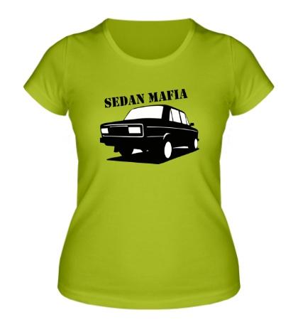 Женская футболка Sedan mafia