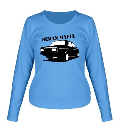 Женский лонгслив Sedan mafia
