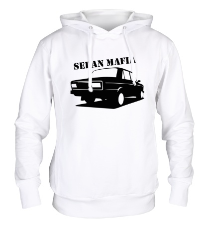 Толстовка с капюшоном Sedan mafia