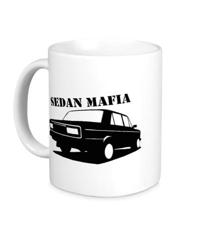 Керамическая кружка Sedan mafia