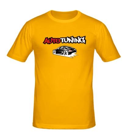 Мужская футболка Autotuning