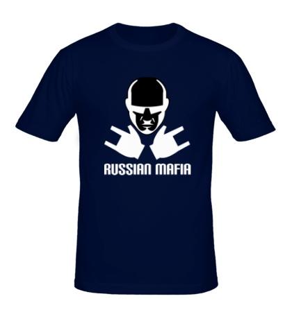 Мужская футболка Russian Gangstars