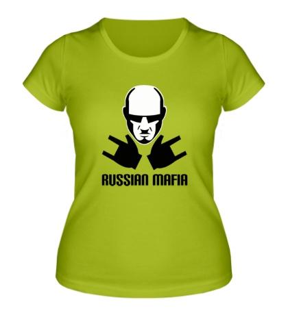 Женская футболка Russian Gangstars