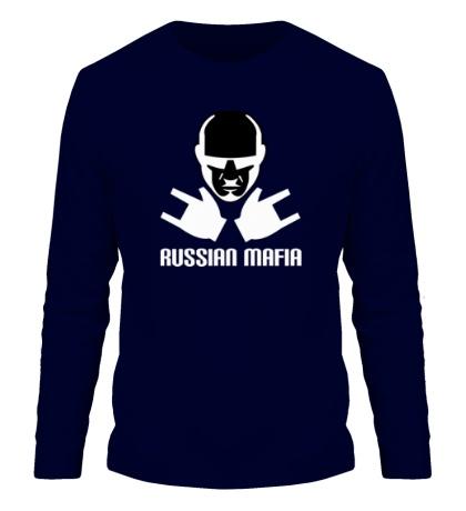 Мужской лонгслив Russian Gangstars