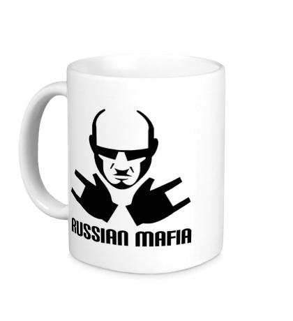 Керамическая кружка Russian Gangstars