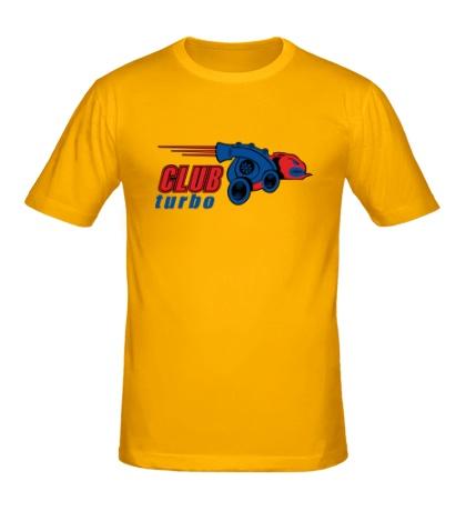 Мужская футболка Club turbo