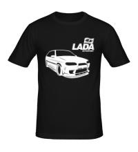 Мужская футболка LADA Autosport