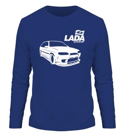 Мужской лонгслив LADA Autosport