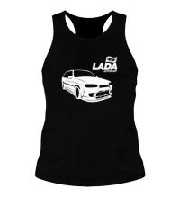 Мужская борцовка LADA Autosport