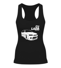 Женская борцовка LADA Autosport