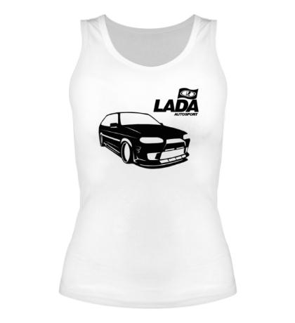 Женская майка LADA Autosport
