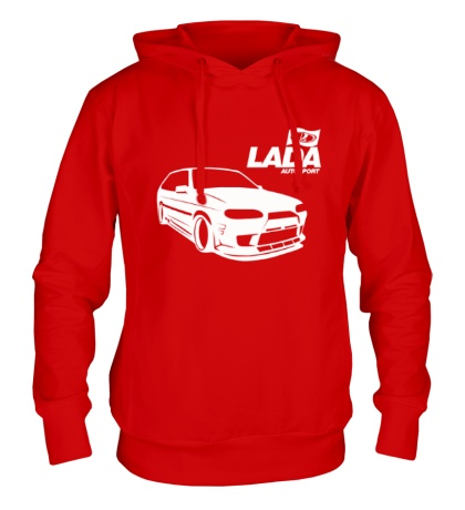 Толстовка с капюшоном LADA Autosport