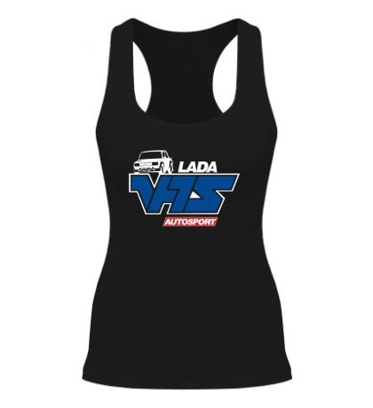 Женская борцовка Lada VFTS