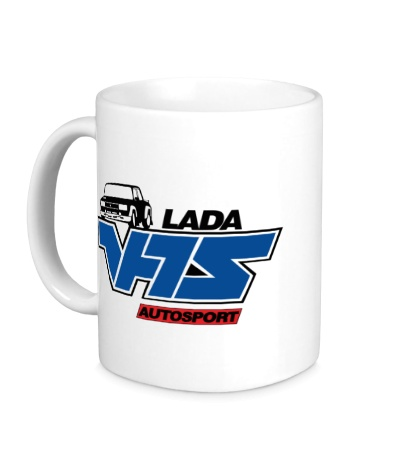 Керамическая кружка Lada VFTS