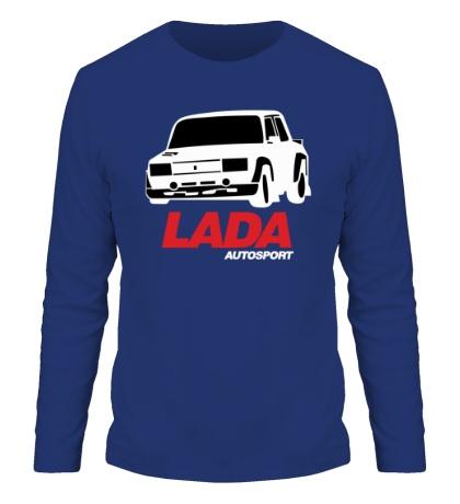 Мужской лонгслив LADA Sport Rosneft