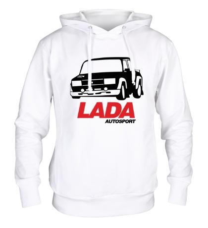 Толстовка с капюшоном LADA Sport Rosneft