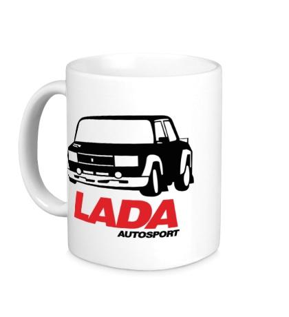 Керамическая кружка LADA Sport Rosneft