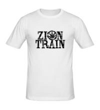 Мужская футболка Zion Train