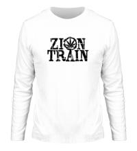 Мужской лонгслив Zion Train