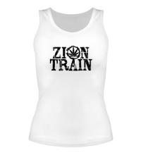 Женская майка Zion Train