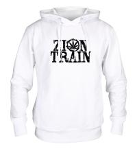 Толстовка с капюшоном Zion Train