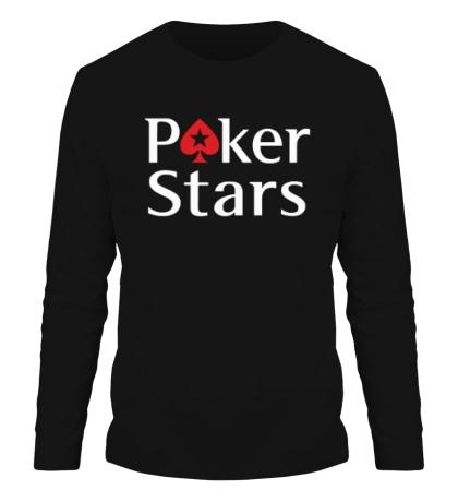 Мужской лонгслив Poker Stars