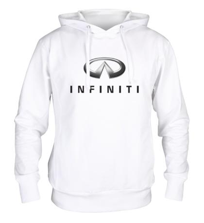 Толстовка с капюшоном Infiniti