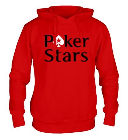 Толстовка с капюшоном Poker Stars