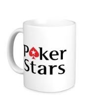 Керамическая кружка Poker Stars