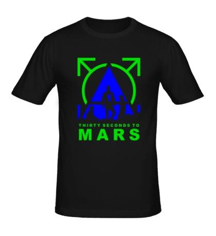 Мужская футболка Thirty Seconds To Mars