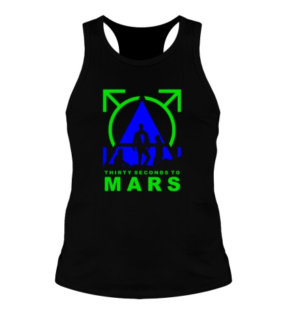 Мужская борцовка Thirty Seconds To Mars