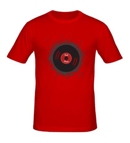 Мужская футболка Electronic Best Music