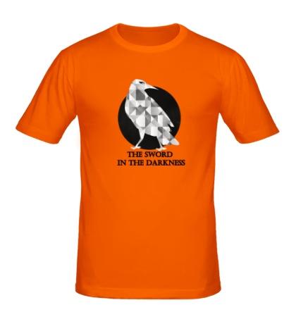 Мужская футболка Герб ночного дозора