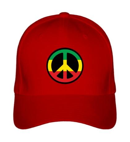 Бейсболка Peace Symbol