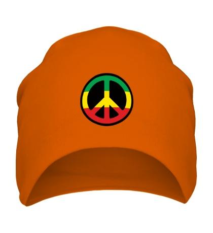 Шапка Peace Symbol