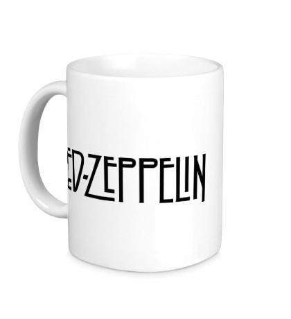 Керамическая кружка Led Zeppelin