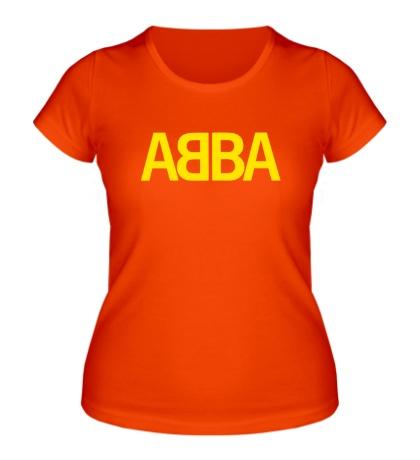 Женская футболка ABBA