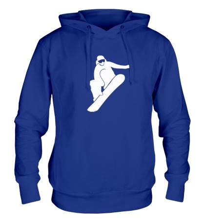 Толстовка с капюшоном Ice Snowboard