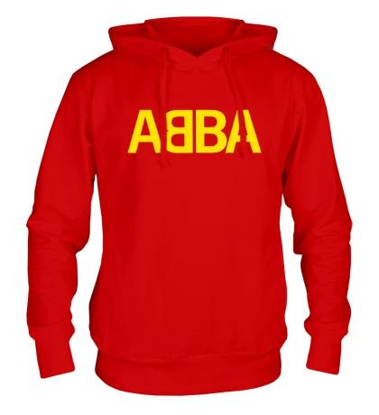 Толстовка с капюшоном ABBA