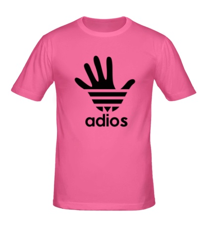Мужская футболка Adios